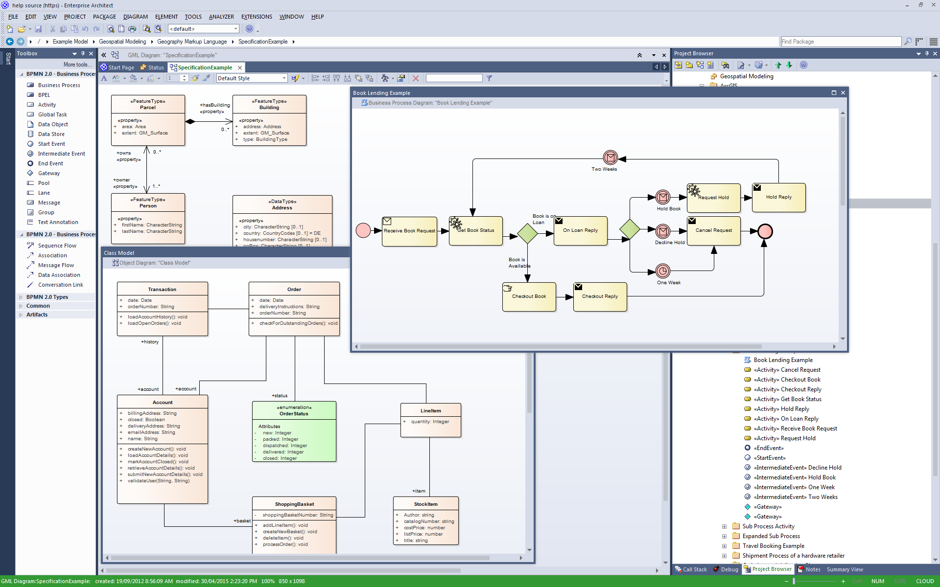 Enterprise architect modelowanie systemw w uml hanze enterprise architect ccuart Image collections