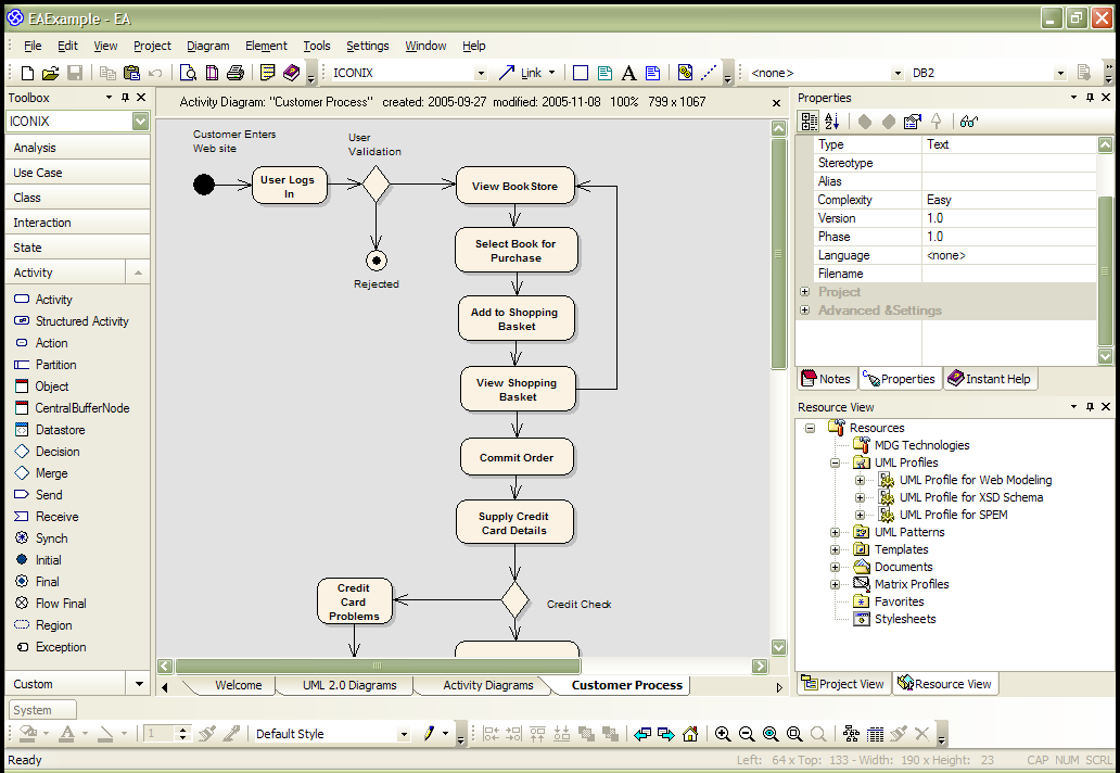 Enterprise architect modelowanie systemw w uml hanze enterprise architect uml 25 ccuart Gallery