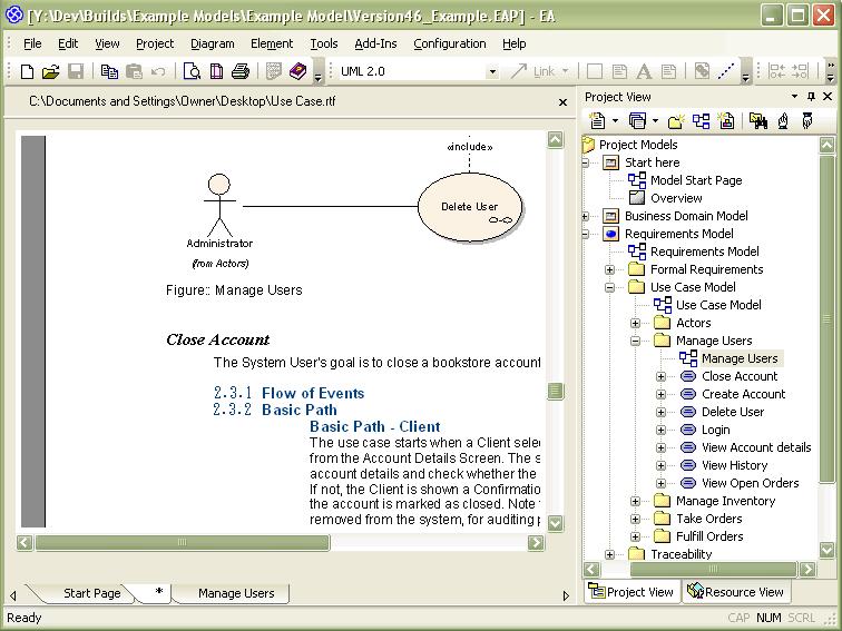 Enterprise architect modelowanie systemw w uml hanze enterprise architect szerokie moliwoci tworzenia dokumentacji ccuart Choice Image